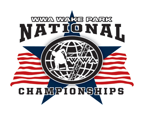Wake Park National Championships Logo